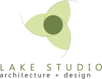 LAKE STUDIO || architecture + design Logo -